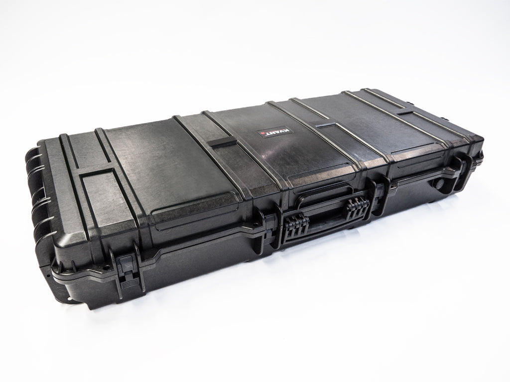 Laser-LED bars flight case closed
