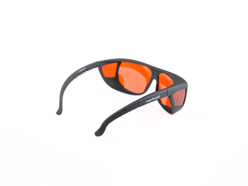 Laser safety goggles | YGA rear view