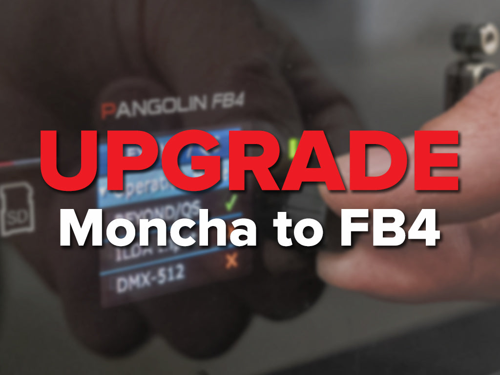 Moncha to FB4 Upgrade - all Spectrums | pre-04/2014