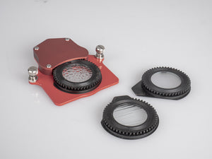 Primary aperture Diffraction Grating set overview