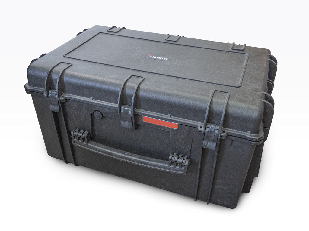 Heavy-duty flight case | size XL overview