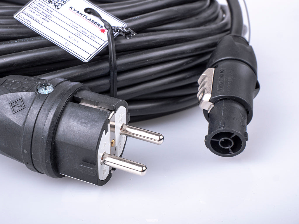 Power Cable 230V EU | 30M