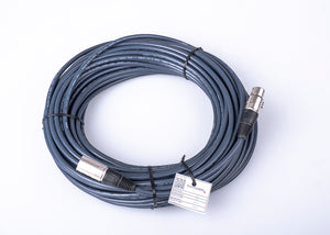 XLR 3-pin Signal Cable | 30M