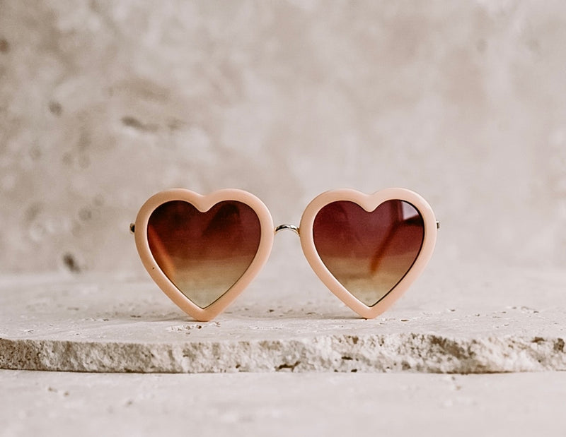 Peach Love Sunglasses