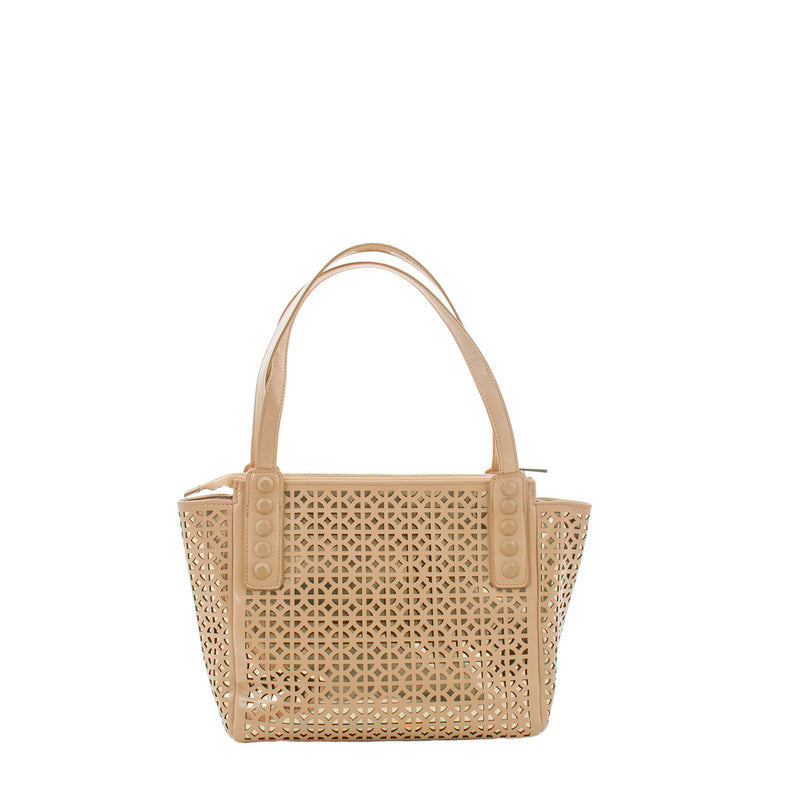 Deco Circle Cutout  Tote Bag