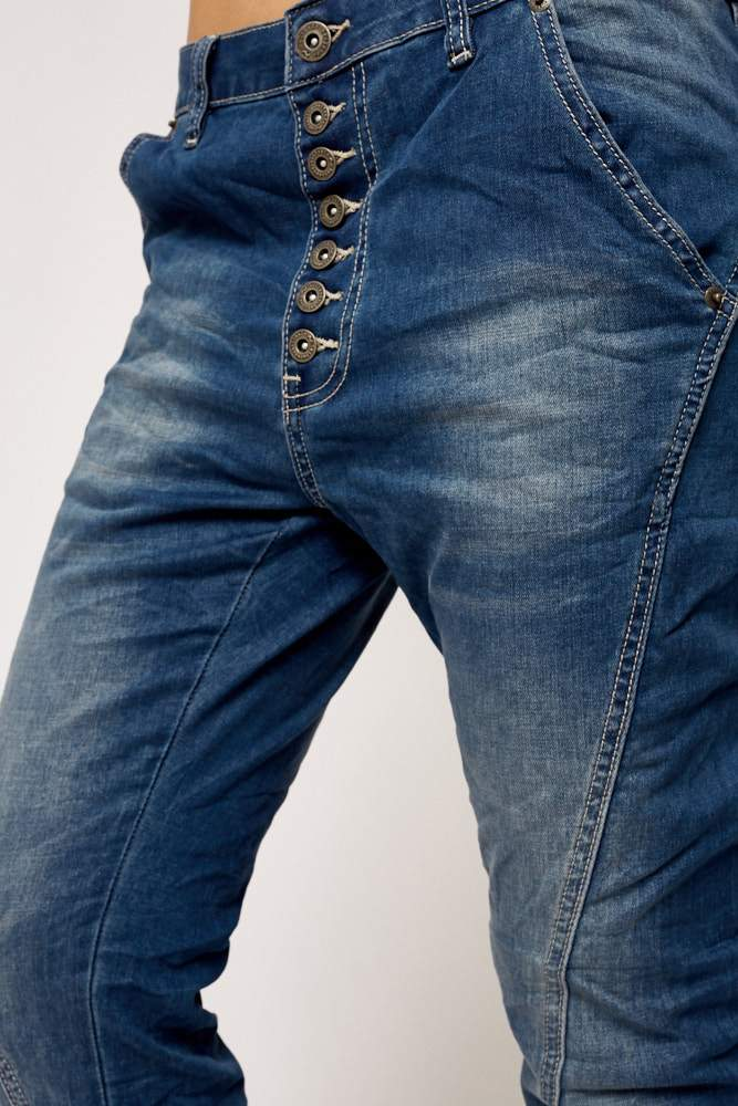 Catseye Denim Jean