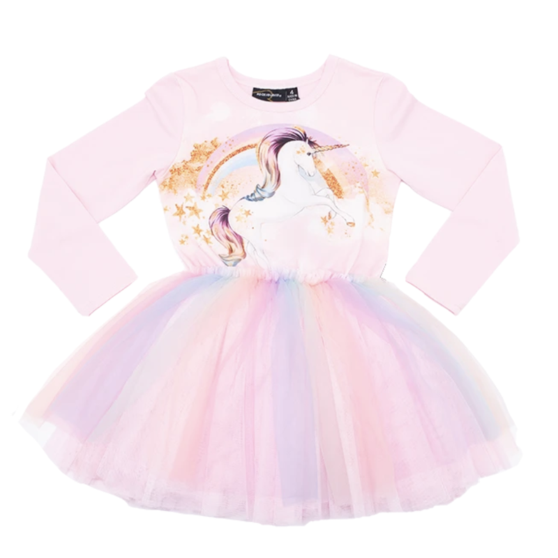 Stargazer L/S  Circus Dress