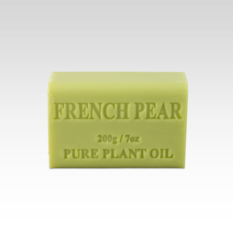 Boxed Gift Soap French Pear 200g