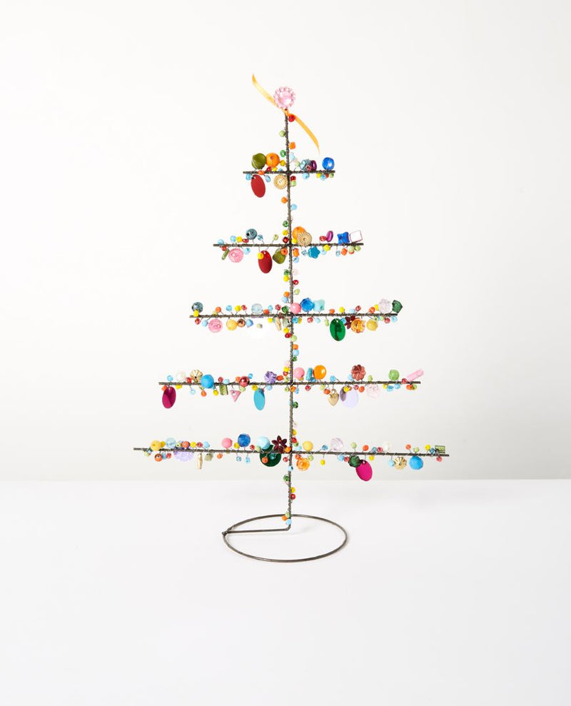 Starlight Standing Beaded Tree