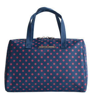Blue Jewel Bowling Bag