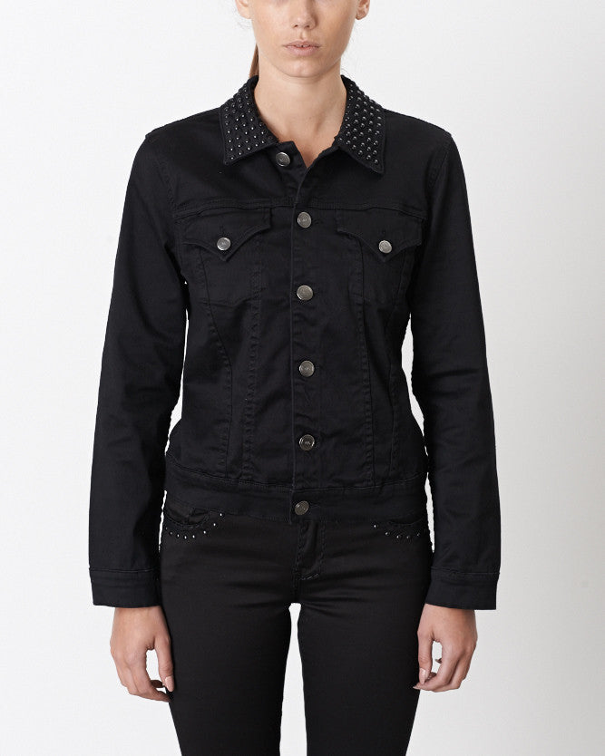 Hornsey Stud Collar Jacket