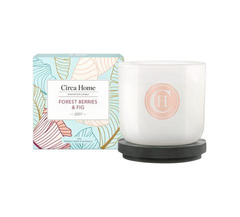 Forrest Berries and Fig Candle