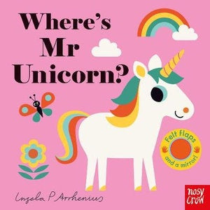 Felt Flaps: Where's Mr Unicorn?
