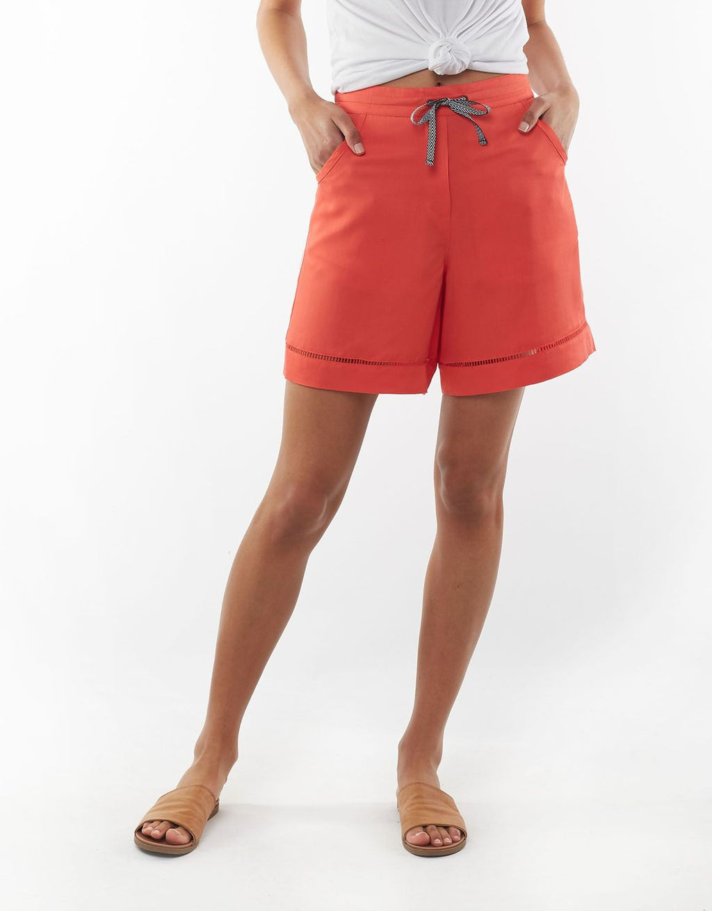 Bree Shorts -Melon