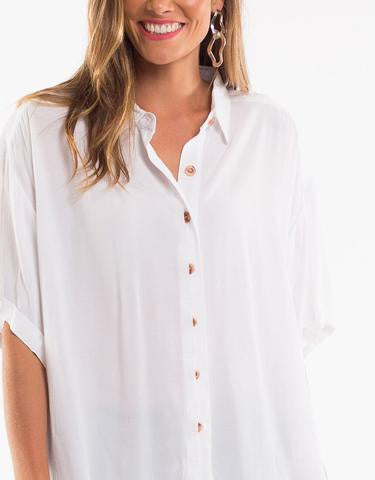 Village Shirt -White