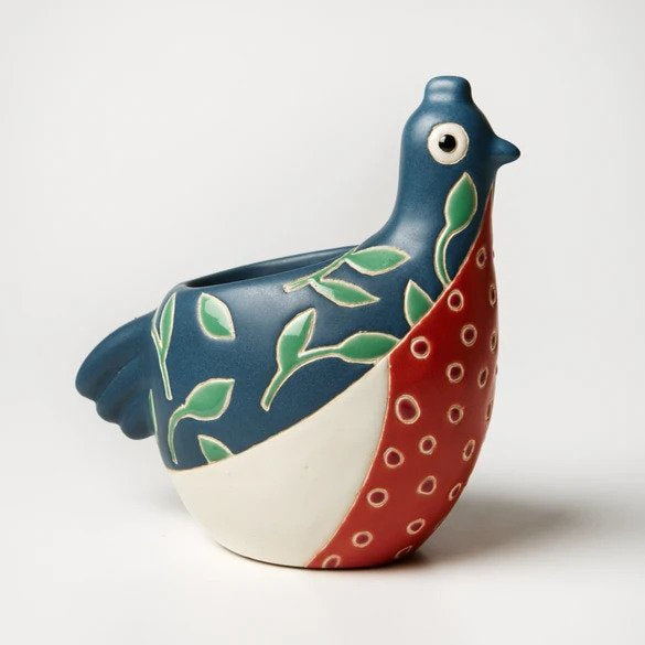Birdie Planter - 2 Colours