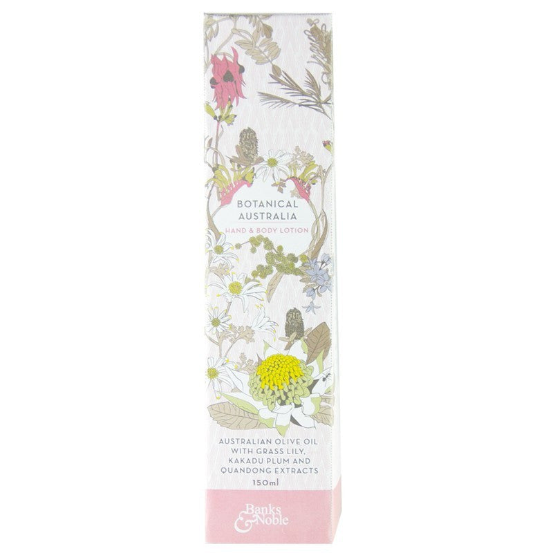 Natural Botanical Hand Cream