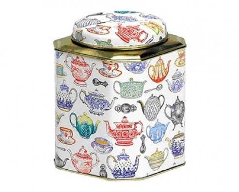 Tea Caddy-tea design