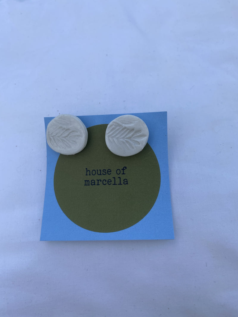 House of Marcella Stud Earrings #9