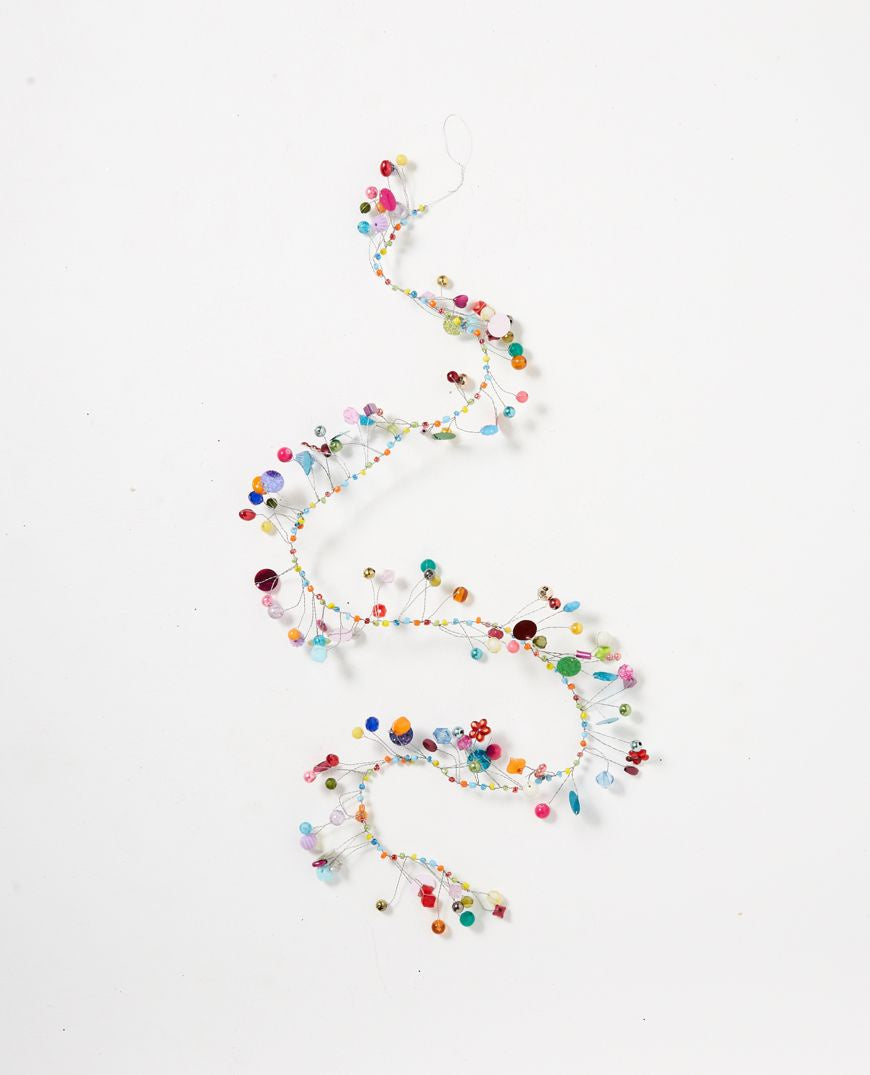 Starlight Beaded Garland
