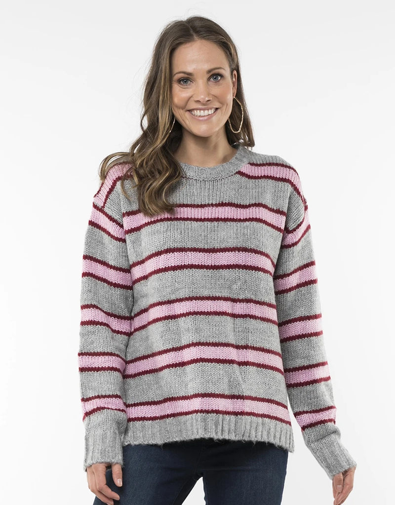 Candy Stripe Knit