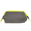 Neon Trimmed Toiletries Bag