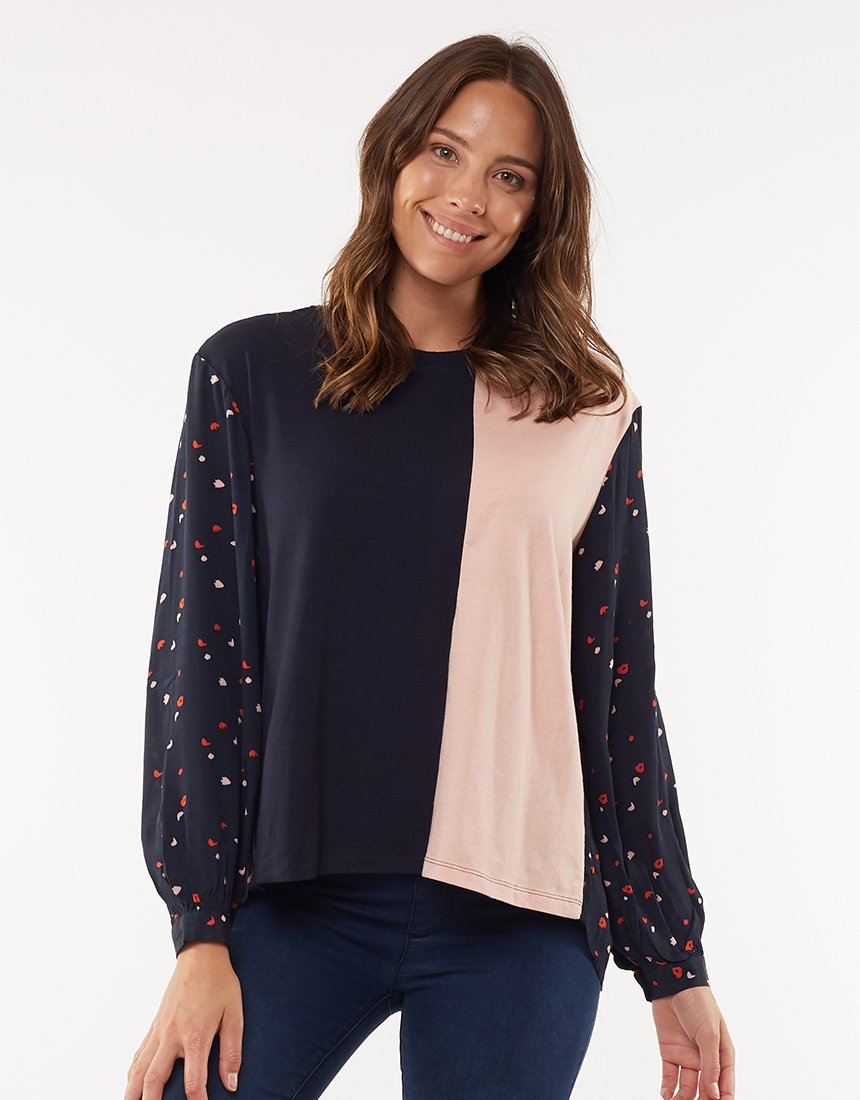Blossom Mix Top