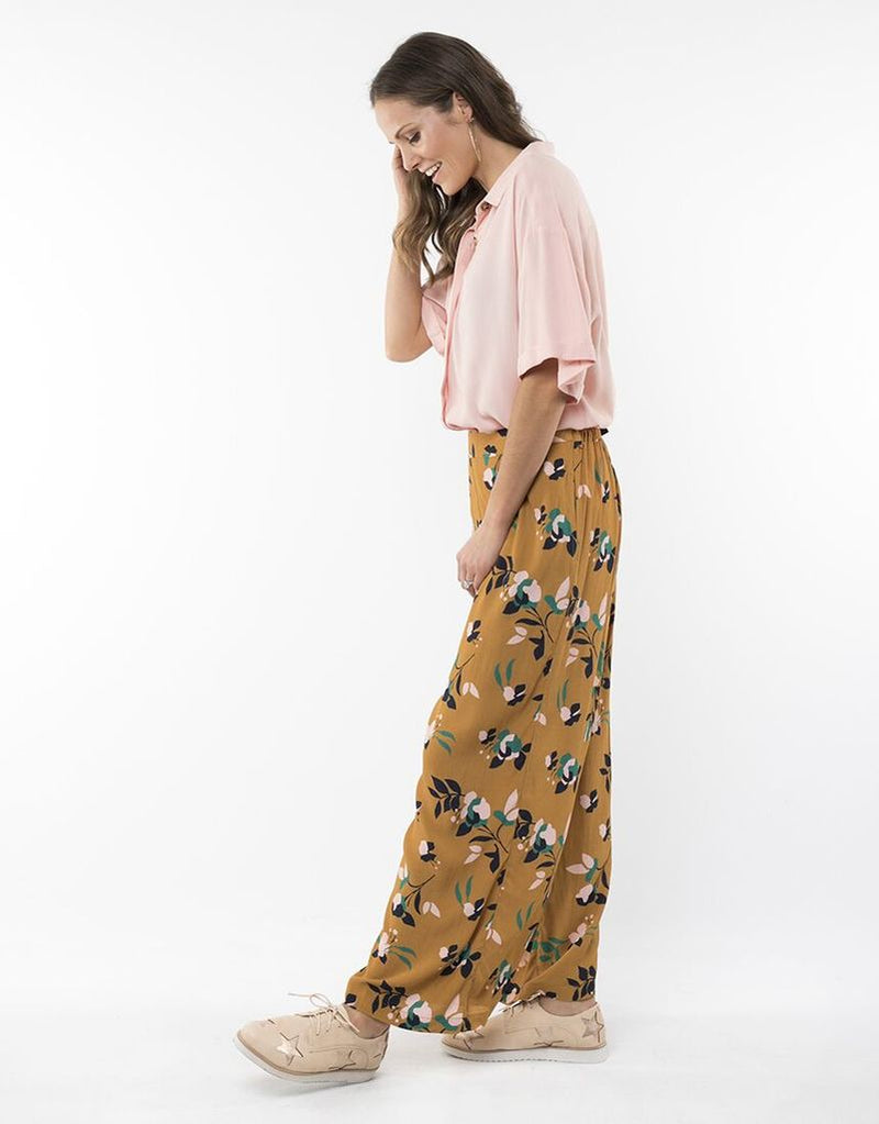 Freesia Floral Pant