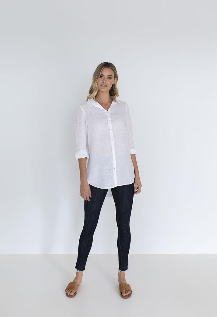 The linen Shirt - 3 colours