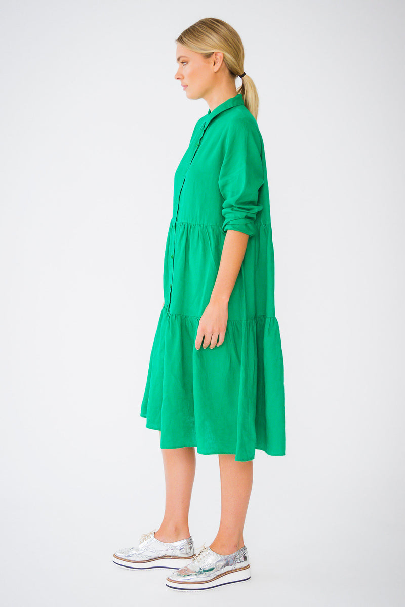 Hazel Dress with Long Sleeves