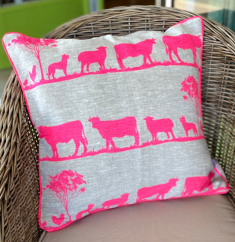 Aquadoor Designs Cushion Cover