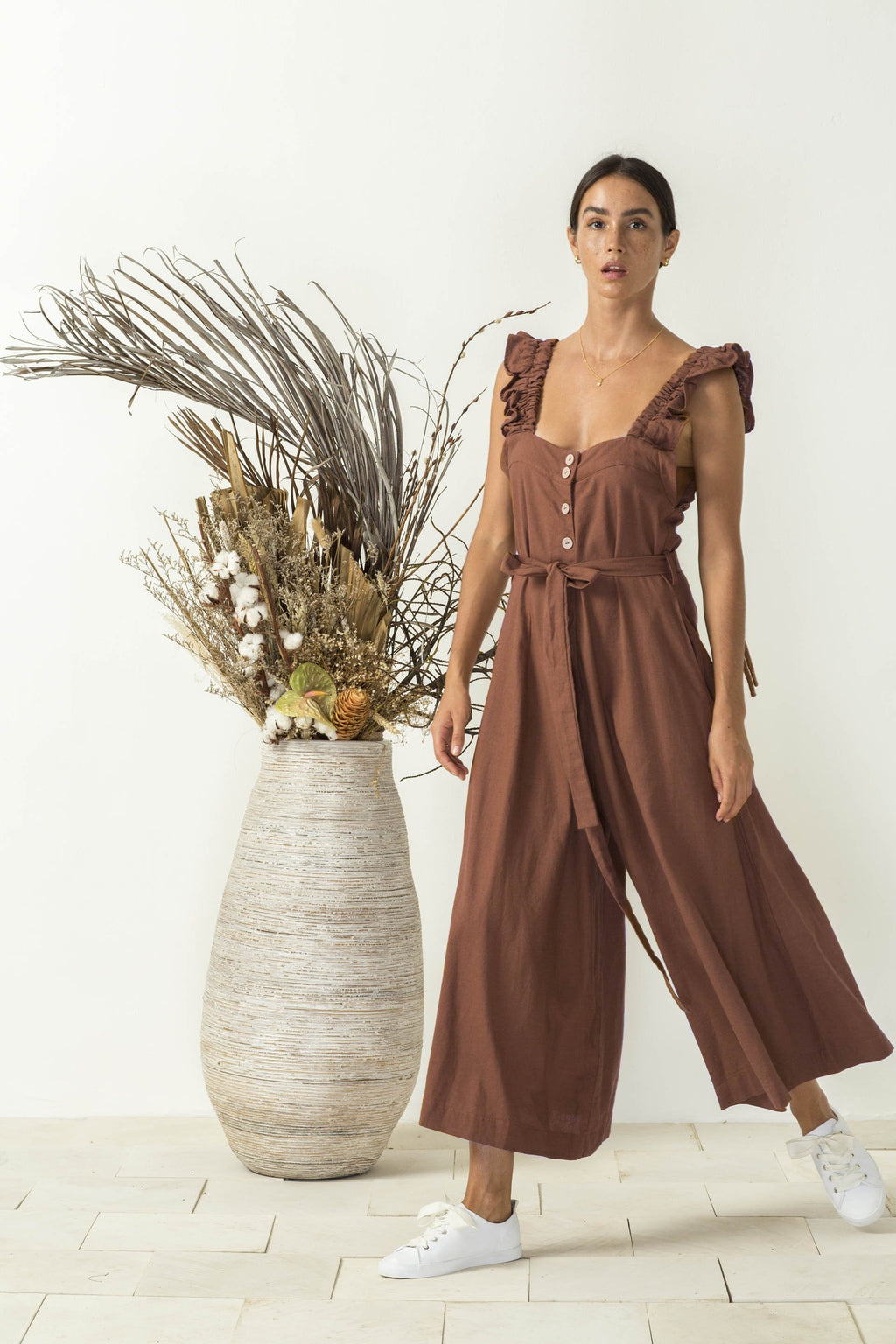 Janie jumpsuit- 2 colours