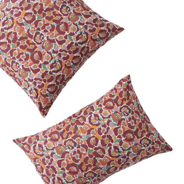 Pillowcase Set - Standard. 2 colours