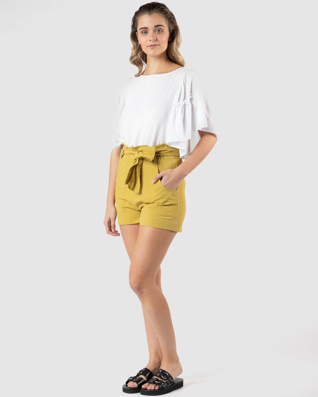Ellika Short- 2 colours