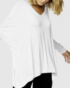 Geneva V-Neck Top- 3 colours