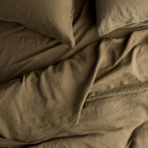 Queen Fitted Sheet- 5 colours