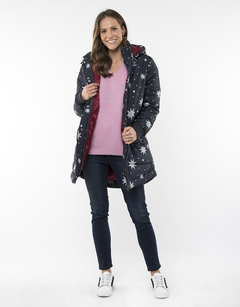 Stary Nights Puffer Jacket