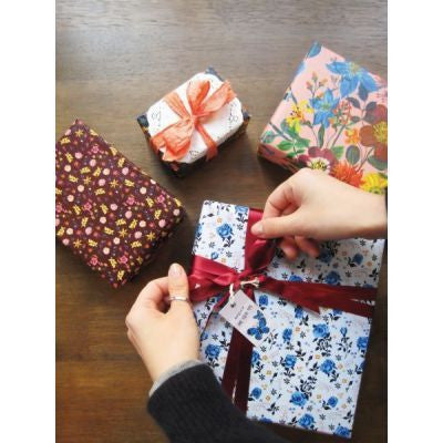 Deluxe Wrapping Paper Book