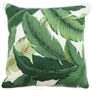 OUTDOOR Swaying Palms Cushion