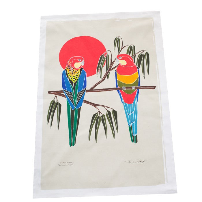 Organic Cotton Tea Towel