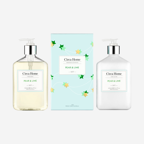 Circa Home Hand Wash + Lotion Duo