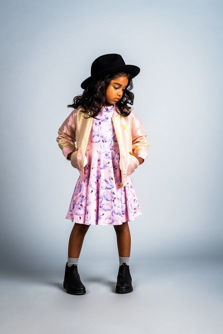 Shimmer Jacket / 10-12 YEARS - 2 Colours