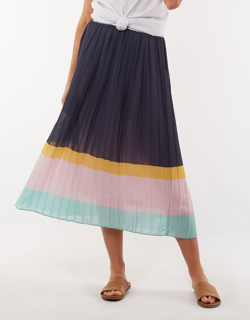 Nina Pleated Skirt