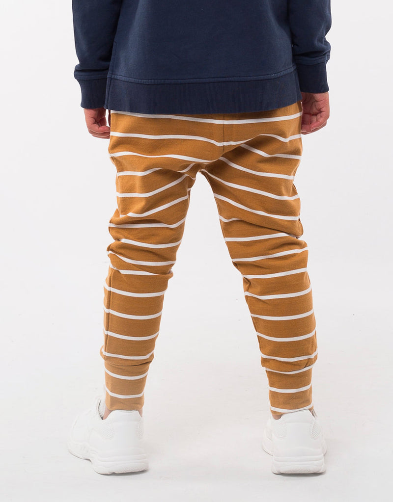 Mini Steffie Striped Pant