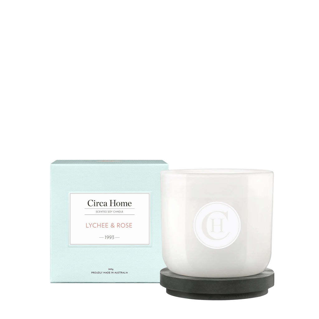 Circa Home Soy Candle - 8 Scents