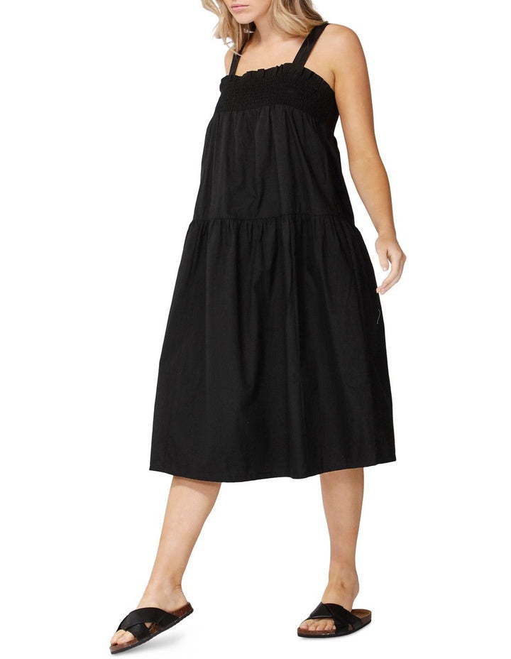 Frida Dress-black