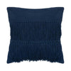 Bangs Fringed Square Cushion - 2 Colours