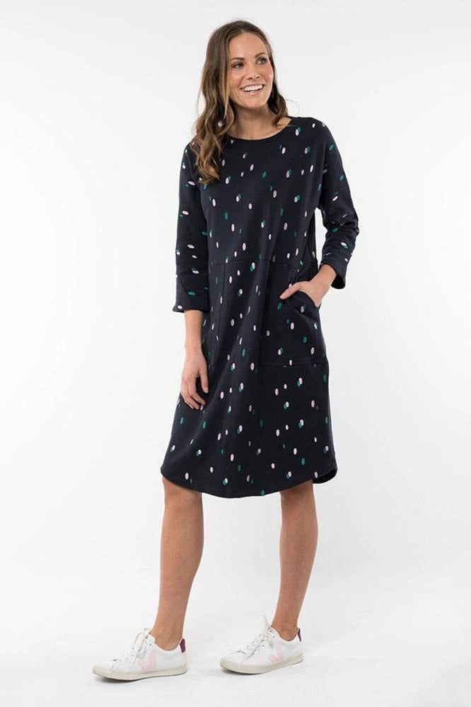 Unbroken Embroidered Dress