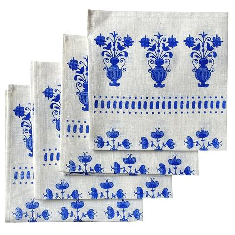 Aquadoor Designs Napkins - Set of 6