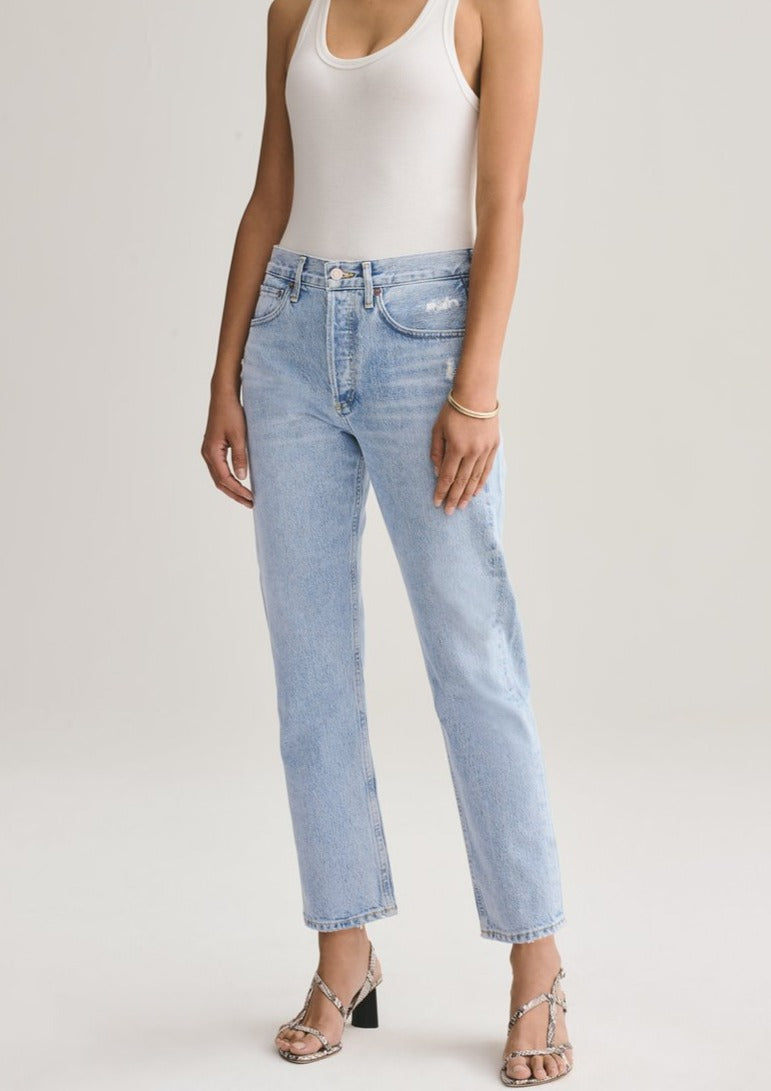 Parker Easy Straight Jean